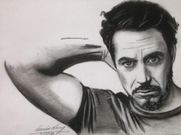 Robert Downey Jr by KLARTWORK